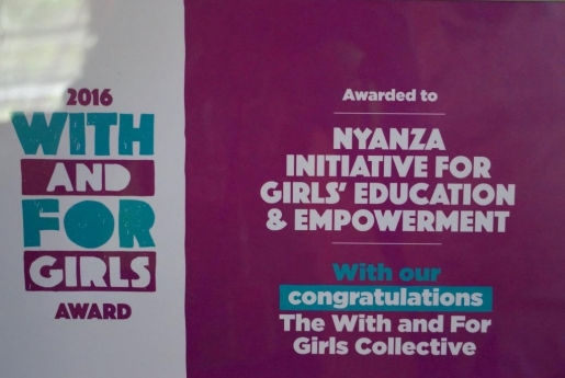 With and For Girls Award – 'Star Foundation'